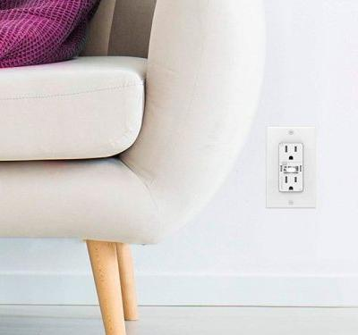 This $35 smart outlet from Kickstarter can be customized for Wi-Fi control, USB charging, night lights, and more