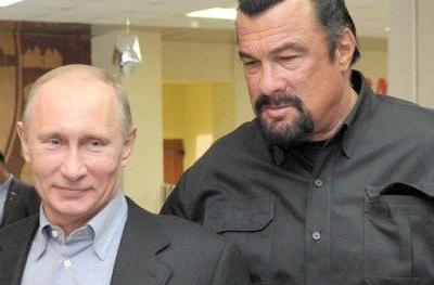 Russia Appoints Steven Seagal to Improve U.S. Cultural