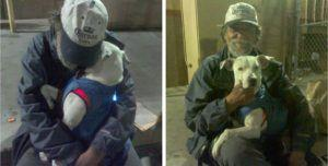 Homeless Man With Terminal Cancer's Final Wish Is A Home For His Dog