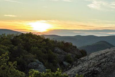 The 2017 Fee Free Days at Virginia's National Parks