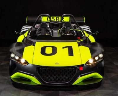 Vühl 05RR Revealed With Better Power-To-Weight Ratio Than A Veyron