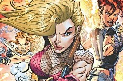 Danger Girl Movie Is Finally Happening with Kick-Ass 2