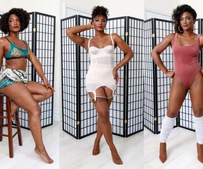 From crotchless panties to sheer stockings, how lingerie got so sexy