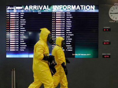 Malaysia declares airport safe for travel after nerve agent attack killed Kim Jong Un's half brother