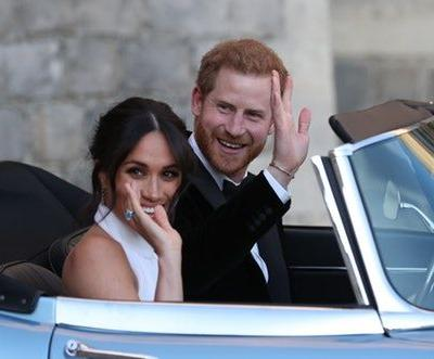 Prince Harry & Meghan Markle's First Dance Song Was Surprising, But Also Pretty Perfect