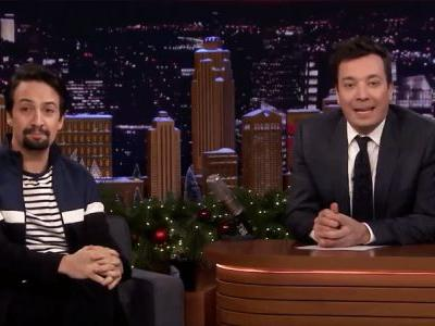 The Tonight Show Will Air a Hamilton Episode in Puerto Rico