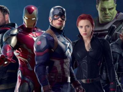 Endgame Costumes Revealed in New Promo Image