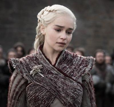 Emilia Clarke shares emotional tribute to Daenerys Targaryen and 'magical' fans as 'Game of Thrones' comes to a close