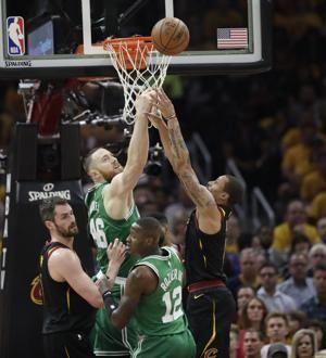 LeBron, Cavs overpower Celtics 116-86 in Game 3