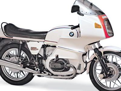 BMW R100RS Motorsport, Honda Hawk, Yamaha GTS1000A, And Honda CX500 Turbo Comparison