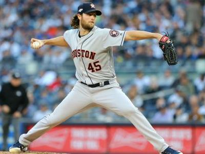 Yankees sign free agent Gerrit Cole to nine-year deal, multiple reports say