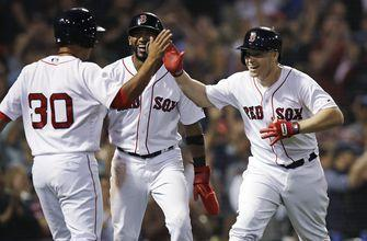 Red Sox beat Blue Jays, become 1st team to get playoff spot