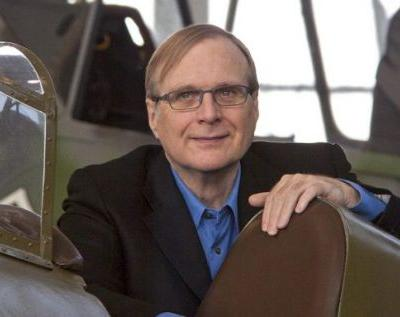 Paul Allen, Microsoft co-founder and philanthropist, dies from cancer at 65