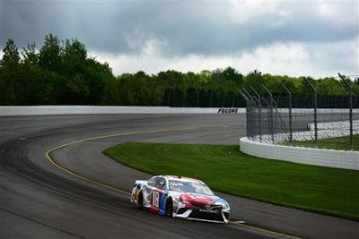 Expect new package to provide great racing at Pocono