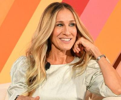 Sarah Jessica Parker didn't know if she could be a producer on 'SATC'