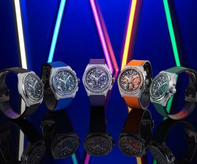 Zenith Taps Into the Rainbow With Its Limited-Edition DEFY 21 Spectrum Collection