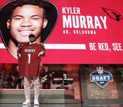 Arizona Cardinals take Kyler Murray first overall in NFL draft