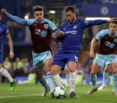 Chelsea moves into top 4 after draw with Burnley