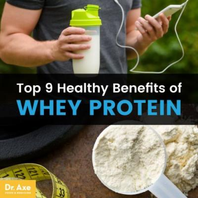 9 Health Benefits of Whey Protein + How to Choose the Right Product