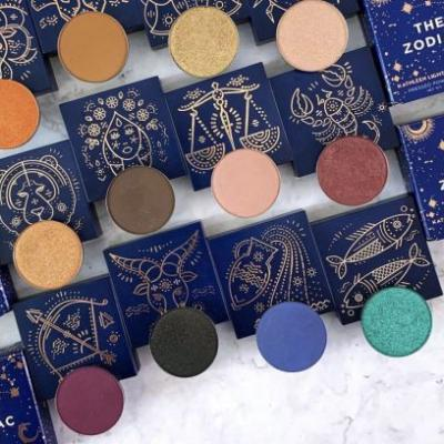 ColourPop x KathleenLights' Zodiac Blushes & Single Shadows Will Make You Feel Like A Total Star
