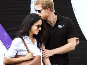 Apparently Meghan Markle And Prince Harry Are Planning A 'Classic' Wedding