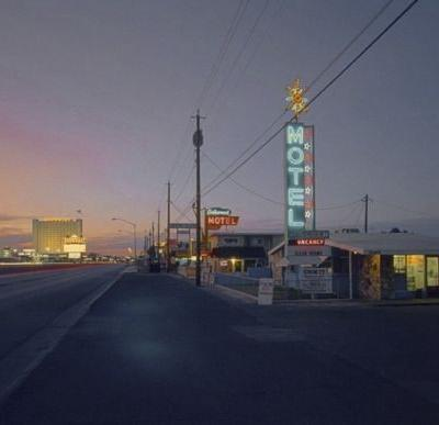 Off the Strip, Fred Sigman