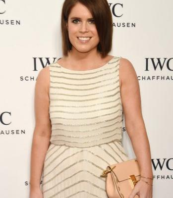 Princess Eugenie Dyed Her Hair Red Apparently, Just Days Before The Royal Wedding