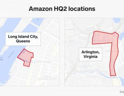 Amazon decided to split its second headquarters in 2 months ago, exec says
