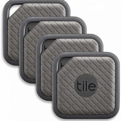 Keep tabs on your keys with four Tile Sport Bluetooth trackers down to $40
