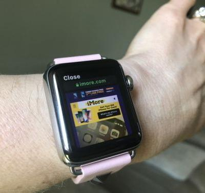 How to view web pages on Apple Watch in watchOS 5