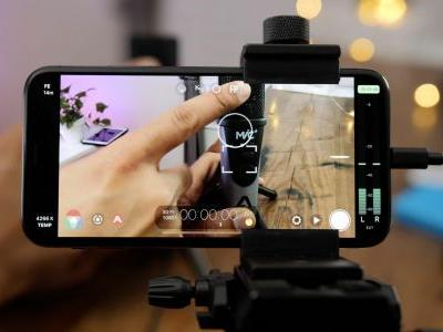Friday 5: Filmic Pro - a must-have app for iPhone videographers