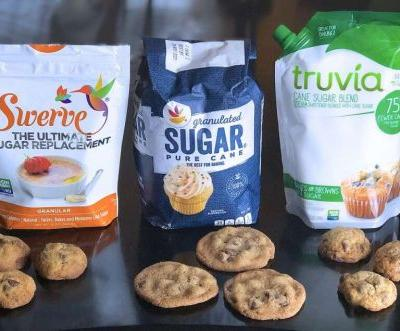 Sugar alternatives for baking: Fewer calories, but do they yield great results?