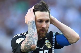 How much pressure is Messi under to bring the World Cup back to Argentina?
