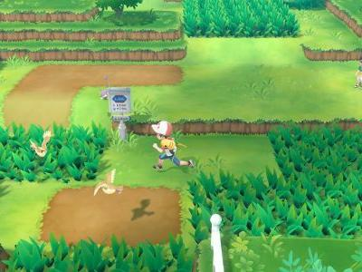 Pokemon Let's Go Pikachu/Let's Go Eevee New Videos Show How Your Pokemon Follow You in the World
