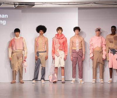 Winchester School of Art BA Fashion Design Runway Show