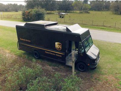 UPS wants UAVs to cover its 'last mile' delivieries