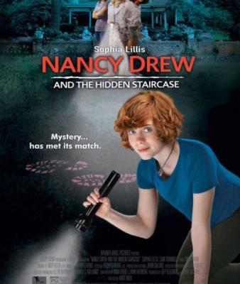 Nancy Drew and the Hidden Staircase Movie Poster