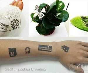 New Electronic Skin Tattoos Can Help Monitor Health