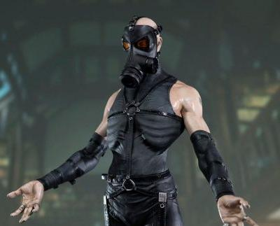 This Metal Gear Solid Psycho Mantis statue looks. kind of. nice