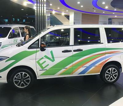 Report from Beijing Motor Show: China Accelerates Its Move Toward Electric Cars