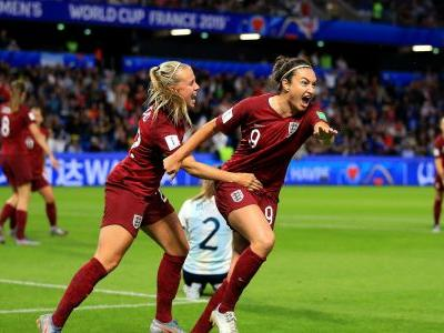 Women's World Cup 2019: England edges Argentina to secure spot in last 16