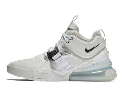 Nike Air Force 270 in White Drops Soon