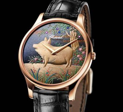 Celebrate the Year of the Pig with these limited edition luxury timepieces