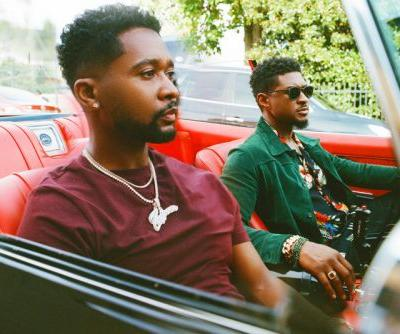 Usher and Zaytoven Drop Their New Album 'A'