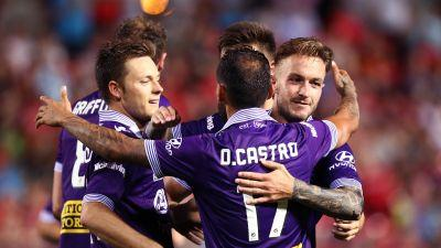 Asia beckons for Perth Glory following City-Roar draw