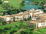 Full-on family action at Spain's La Manga Club