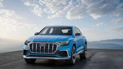 Audi Tipped To Show 600hp RS Q8 Concept In Geneva