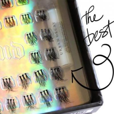 The Best Glue for False Lashes
