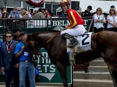 Justify's rise to immortality was incredibly fast