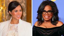 Oprah Is Getting Prince Harry, Meghan Markle's Royal Baby The Most Amazing Gift